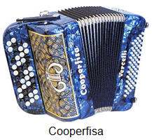 Cooperfisa Accordions Asia Super Store