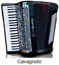 Cavagnolo Accordions Asia Superstore