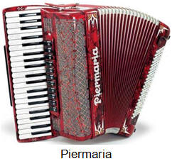 Piermaria Accordions Asia Superstore
