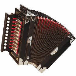 Accordions Asia Weltmeister Cajun Accordion