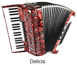 Delicia Accordions Asia Super Store