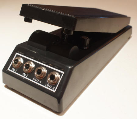 Accordions Asia Stereo Volume Pedal
